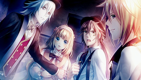 Eikoku Tantei Mysteria CG-033